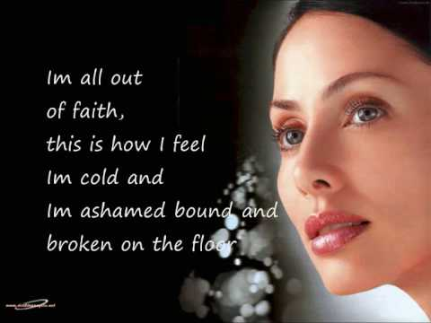 Natalie Imbruglia - Torn (lyrics)