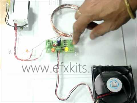 Project On Wireless Power Transfer