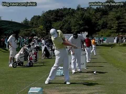 [300FPS] Rory McIlroy slow motion Wood Swing from driving range (2)