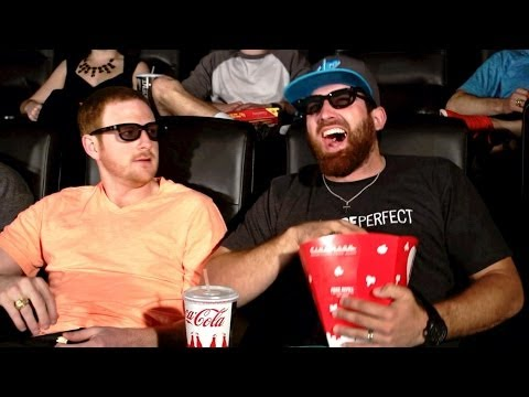 Stereotypes: Movie Theater
