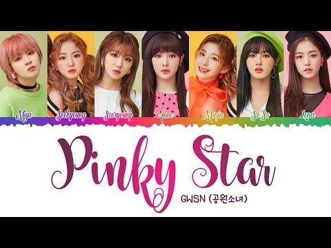 Download GWSN 공원소녀 - 'Pinky Star Run' HAN|ROM|POL Color Coded s Mp4 baru