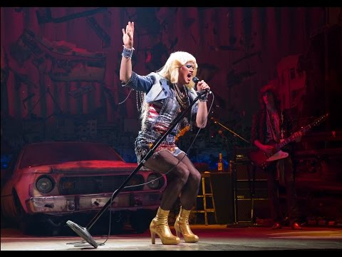 Steppin' & Repeatin' with Hedwig and the Angry Inch