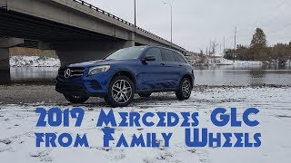 2019 Mercedes GLC review from Family Wheels