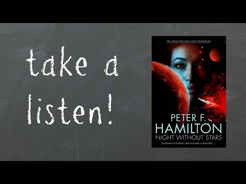 NIGHT WITHOUT STARS   ANOTHER DEATH FOR LAURA BRANDT   PETER F. HAMILTON