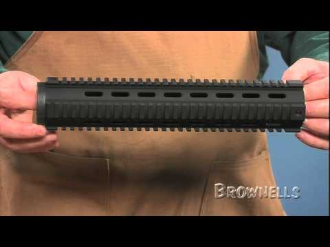 Brownells - AR-15 4-Rail Free-Float Handguard
