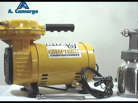 Compressor de ar para carros