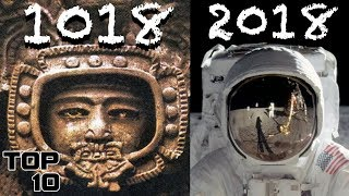 Top 10 Scary Ancient Alien Theories