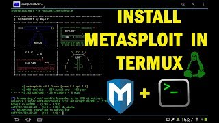 download lagu How To Install Metasploit In Android Termux Out Root gratis