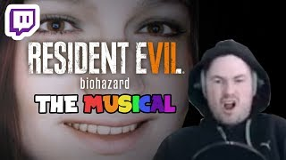 Sips Funny Stream Clips Compilation ~ Resident Evil 7: Biohazard