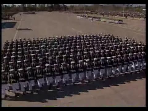 Gran Parada Militar 1995 (6) Armada de Chile