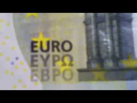 La Nuova Banconota da 5 Euro: La Nostra Moneta - The New 5 Euro Banknote: Our Money