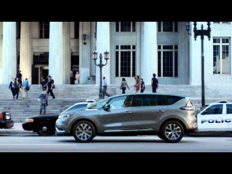 Anuncio Renault Espace 2015 Kevin Spacey (English Version)