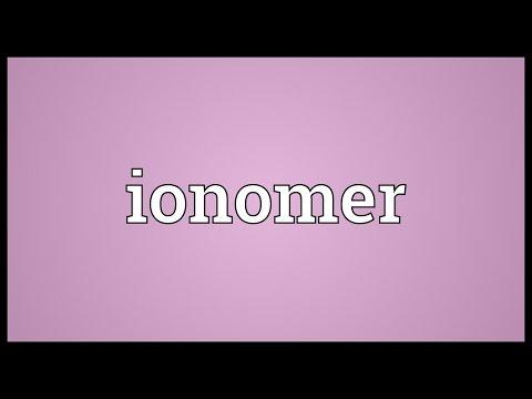 Header of ionomer