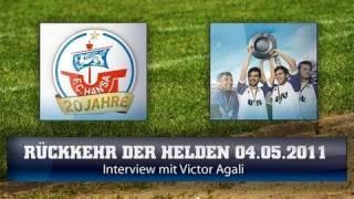 Interview mit Victor Agali