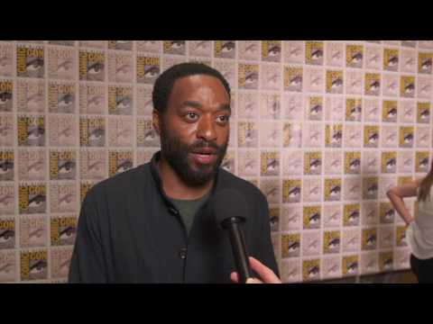 Doctor Strange: Chiwetel Ejiofor Comic Con 2016 Movie Interview