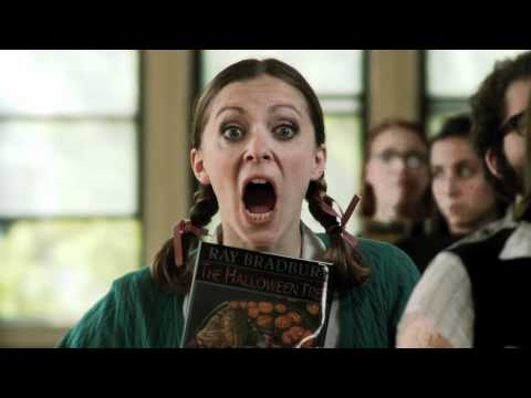 Fuck Me, Ray Bradbury - Rachel Bloom