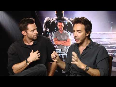Hugh Jackman And Shawn Levy Talk Real Steel