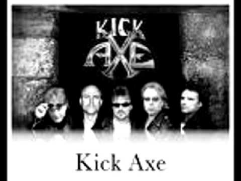 Kick Axe - Nothings Gonna Stand In Our Way