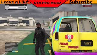 GTA 5 NEW MOD MENU 1.24 XBOX 360 online/offline