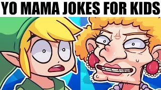 YO MAMA FOR KIDS! Video Games ft. Minecraft (Cartoons)