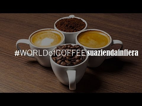 Il caffè di qualità al World of Coffee 2014