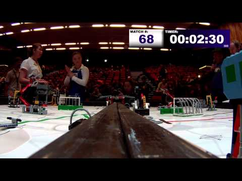 Asia Pacific Invitational 2015 - FLL Day 3