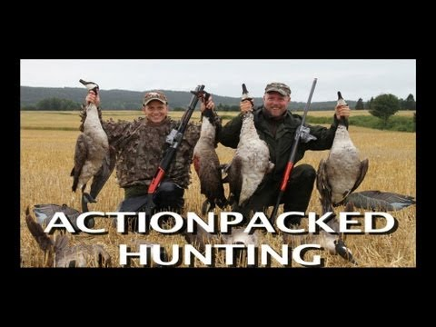Actionpacked hunting with Kristoffer Clausen