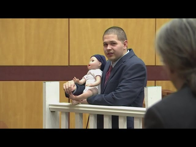 Father Sentenced to 70 Years in Prison for Throwing 7-Month-Old Son Off Bridge