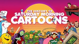 The History of Saturday Morning Cartoons & Why They Disappeared
