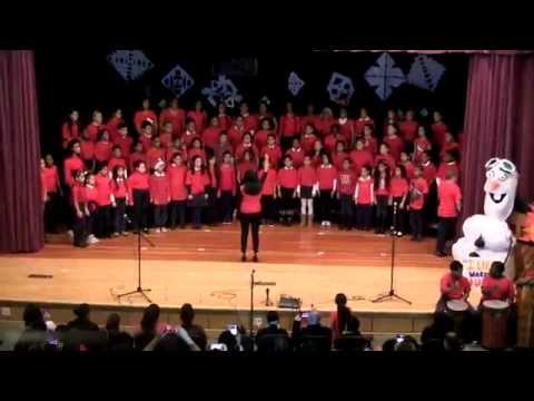 Guilmette School Winter Showcase 2014