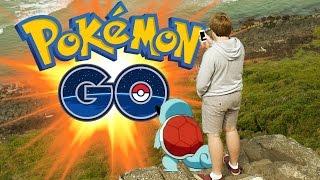 POKEMON ADVENTURE IN REAL LIFE! - Pokemon Go Episode 1