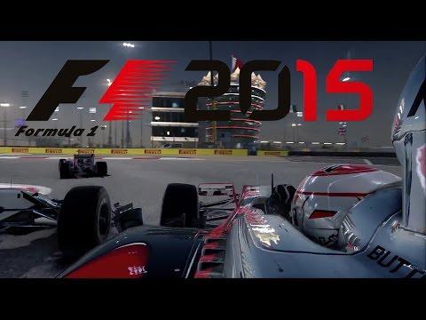 F1 2015 - Teaser Trailer
