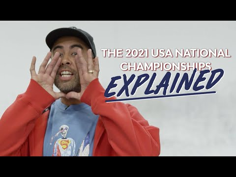 THE 2021 USA SKATEBOARDING NATIONAL CHAMPIONSHIPS EXPLAINED