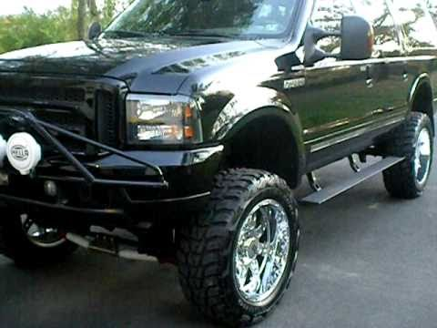 2004 Excursion Diesel -  LIFTED - FOR SALE (sold)