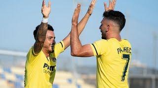 Highlights Villarreal B 2-1 At  Levante