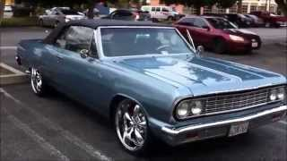 "1964 Chevelle Convertible with 5.7 LT1 ""Cruisin Sunday"