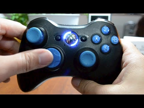 17 Mode Modded Xbox 360 Controller Overview - Drop Shot. Quick Scope. Rapid Fire & Auto Aim - Part 1