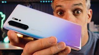 Huawei P30 Pro (test) - Le Photophone de 2019 ?