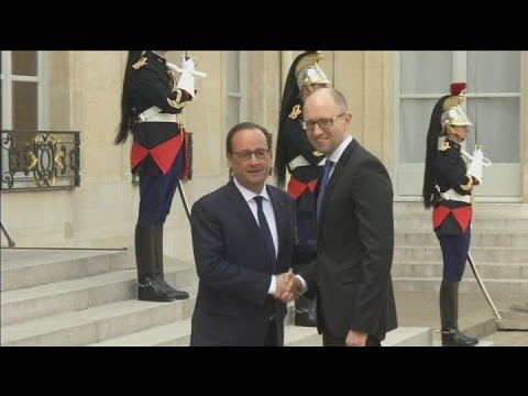 Ukraine-France Trade: Countries will jointly organize Paris investment summit this autumn