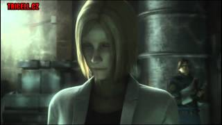 Resident Evil: The Darkside chronicles - William Birkin injects the G-virus