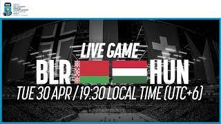 Беларусь : Венгрия