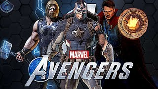 Marvel's Avengers Game - Official Gameplay Details!