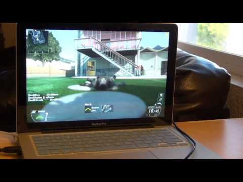 black ops 2 on macbook pro (intel hd 4000)