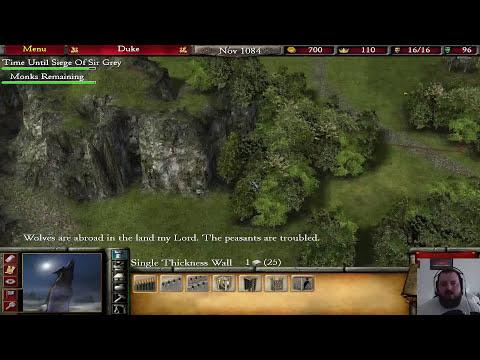 Stronghold 2 - #03 Wölfe? Quatsch. [Deutsch/German][Gameplay][HD+]