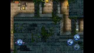 Prince of Persia Classic HD iPad2 game play video