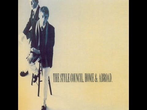 The Style Council - The Lodgers(Live-''Home & Abroad'')