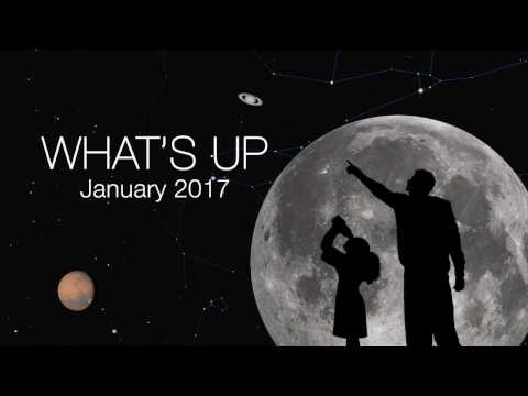 What's Up for January 2017
