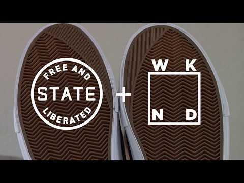 WKND + STATE FOOTWEAR