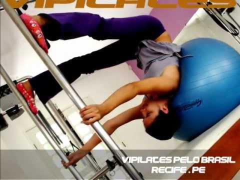 Vipilates pelo Brasil 2 – Prof. Gustavo Godoy – Advanced Pilates' School
