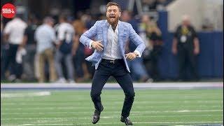 Can McGregor vs Khabib sell out Cowboys Stadium?
